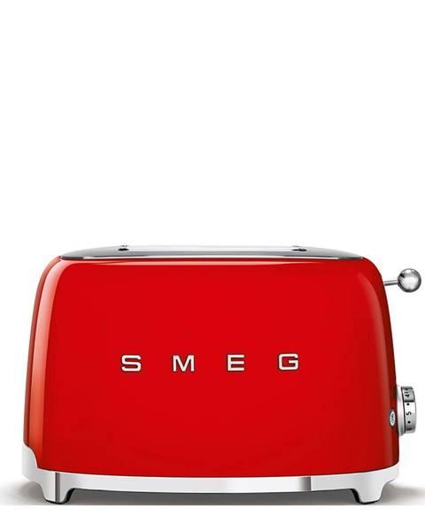 SMEG Červený sendvičovač SMEG