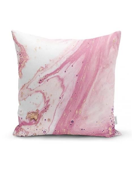 Minimalist Cushion Covers Obliečka na vankúš Minimalist Cushion Covers Melting Pink, 45 x 45 cm