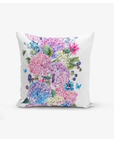 Obliečka na vankúš Minimalist Cushion Covers Bunha, 45 x 45 cm