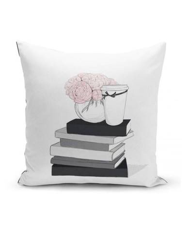 Obliečka na vankúš Minimalist Cushion Covers Cantajo, 45 x 45 cm