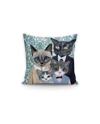 Obliečka na vankúš Minimalist Cushion Covers Juleso, 45 x 45 cm
