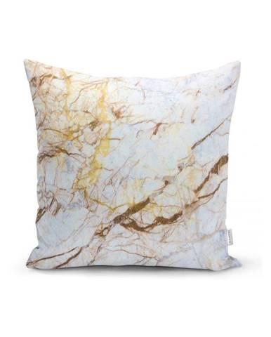 Obliečka na vankúš Minimalist Cushion Covers Luxurious Marble, 45 x 45 cm