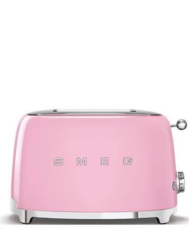 Ružový sendvičovač SMEG