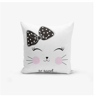 Obliečka na vankúš Minimalist Cushion Covers Lenio, 45 x 45 cm