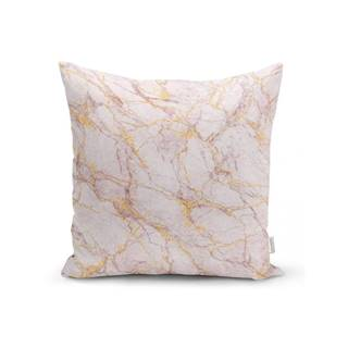 Obliečka na vankúš Minimalist Cushion Covers Soft Marble, 45 x 45 cm