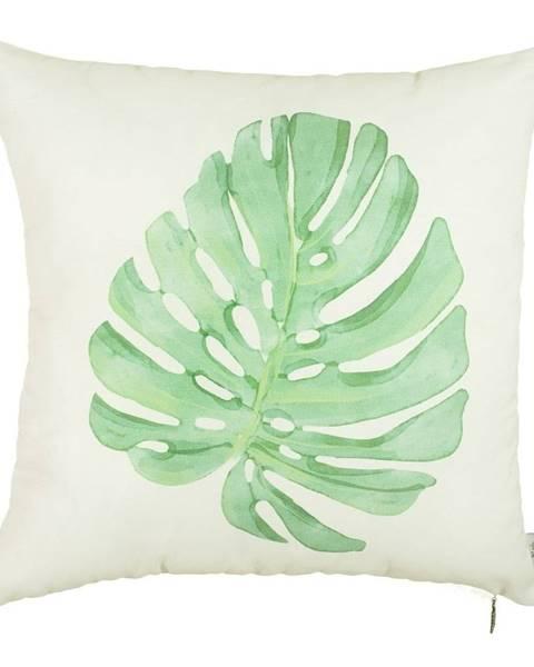 Apolena Obliečka na vankúš Mike&Co.NEWYORK Monstera Leaf, 43 × 43 cm