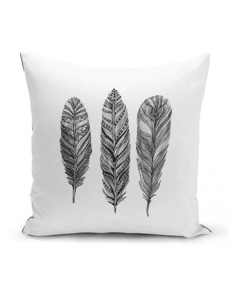 Minimalist Cushion Covers Obliečka na vankúš Minimalist Cushion Covers Satino, 45 x 45 cm
