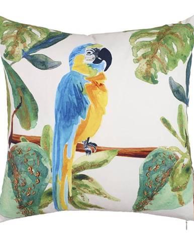 Obliečka na vankúš Mike&Co.NEWYORK Ara Jungle, 43 × 43 cm