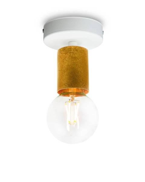 Bulb Attack Stropné svietidlo v zlatej farbe Bulb Attack Cero