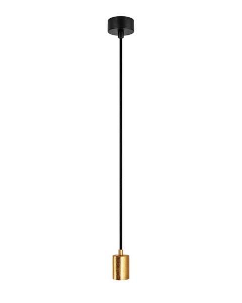 Bulb Attack Závesné svietidlo v zlatej farbe Bulb Attack Cero Basic