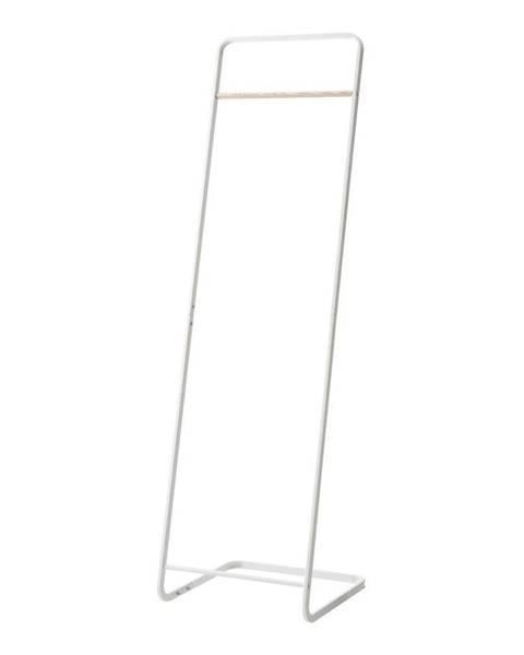 YAMAZAKI Biely vešiak YAMAZAKI, výška 140 cm