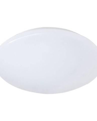 Biele stropné LED svietidlo Trio Putz II, priemer 27 cm