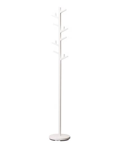 Biely vešiak YAMAZAKI Branch Pole Hanger