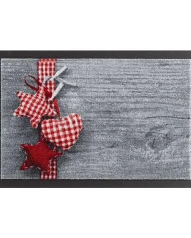 Rohožka Hanse Home Stars Heart, 40×60 cm