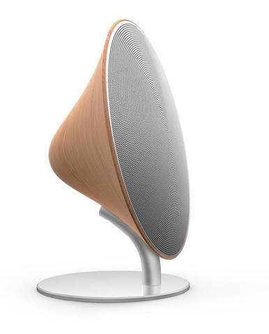 Bluetooth reproduktor s detailom z bukového dreva Gingko Halo One