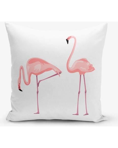 Minimalist Cushion Covers Obliečka na vankúš s prímesou bavlny Minimalist Cushion Covers Zoo, 45×45 cm
