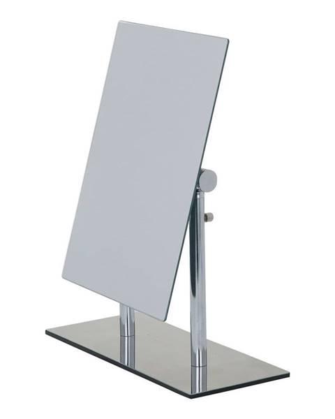 Wenko Výškovo nastaviteľné kozmetické zrkadlo Pinerolo, výška 27-35 cm