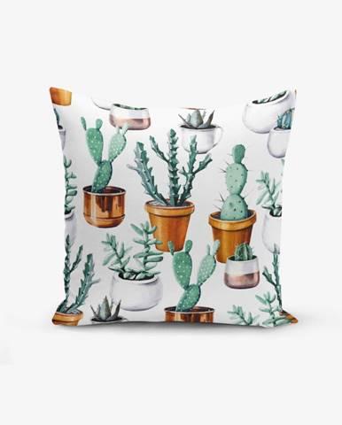 Obliečka na vankúš Minimalist Cushion Covers Cactus, 45 × 45 cm