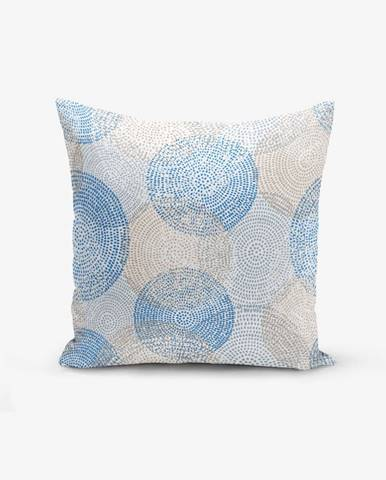 Obliečka na vankúš Minimalist Cushion Covers Ring Nokta Modern, 45 × 45 cm