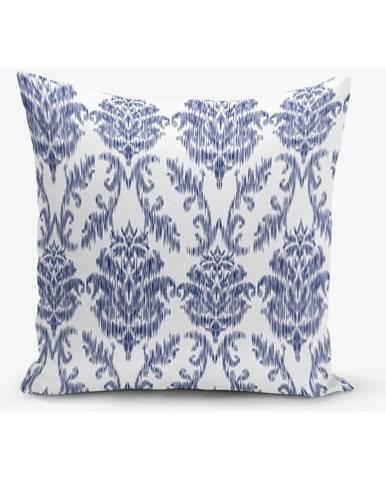 Obliečka na vankúš s prímesou bavlny Minimalist Cushion Covers Damasko, 45×45 cm