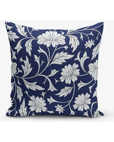 Obliečka na vankúš s prímesou bavlny Minimalist Cushion Covers Flora, 45×45 cm