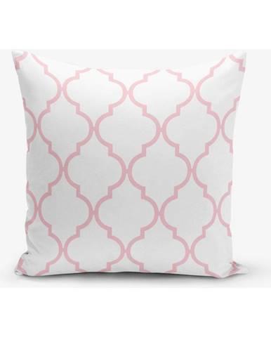 Obliečka na vankúš s prímesou bavlny Minimalist Cushion Covers Ogea, 45×45 cm