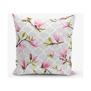 Obliečka na vankúš s prímesou bavlny Minimalist Cushion Covers Granny, 45×45 cm