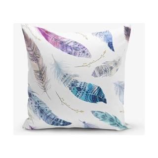 Obliečka na vankúš s prímesou bavlny Minimalist Cushion Covers Pendanto, 45×45 cm