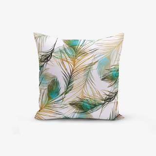 Obliečka na vankúš s prímesou bavlny Minimalist Cushion Covers Pendants, 45×45 cm