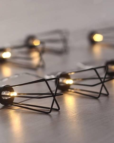 DecoKing Svetelná LED reťaz DecoKing Deer, 10 svetielok, dĺžka 1,65 m