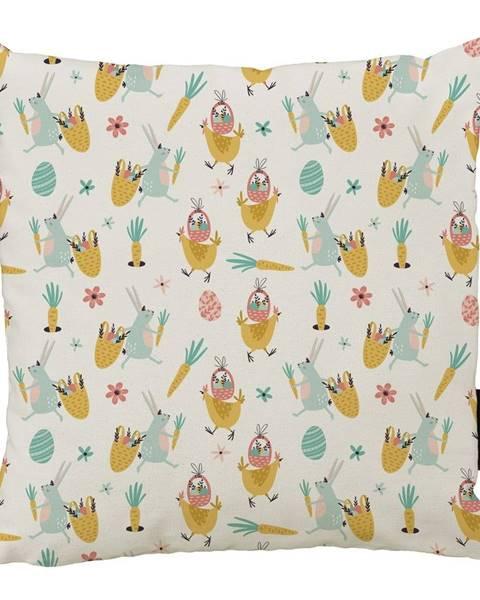 Butter Kings Vankúš Butter Kings z bavlny Easter Harvest III., 45 x 45 cm
