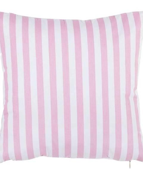 Apolena Ružová bavlnená obliečka na vankúš Mike&Co.NEWYORK Tureno, 35 x 35 cm