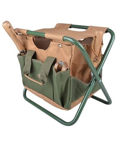 Záhradná skladacia stolička Esschert Design Agnes
