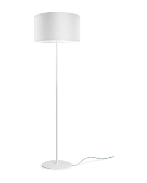 Sotto Luce Biela stojacia lampa Sotto Luce Mika, Ø 40 cm