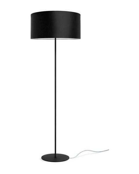 Sotto Luce Čierna voľne stojacia lampa Sotto Luce MIKA Elementary Xl 1F