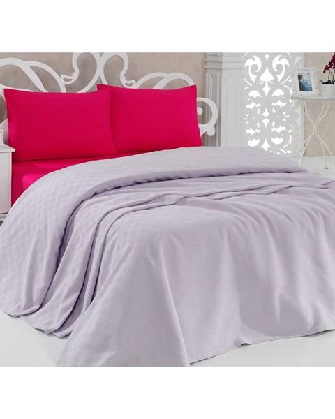 Bonami Prikrývka na posteľ Pique 209, 200×235 cm