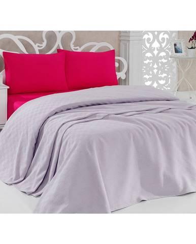 Prikrývka na posteľ Pique 209, 200×235 cm