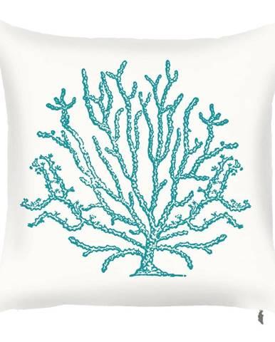 Obliečka na vankúš Mike&Co.NEWYORK Sea Coral Pure, 43 × 43 cm