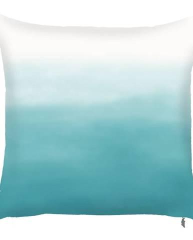 Obliečka na vankúš Mike&Co.NEWYORK Sea Mist, 43 × 43 cm