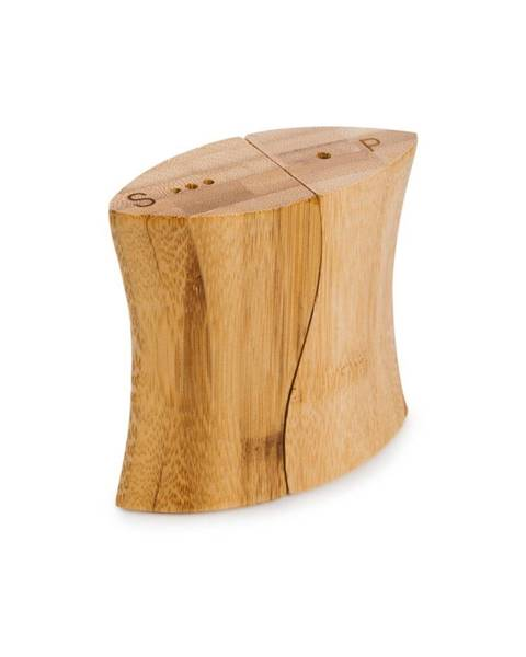 Bambum Bambusová soľnička s koreničkou Bambum Nuuna
