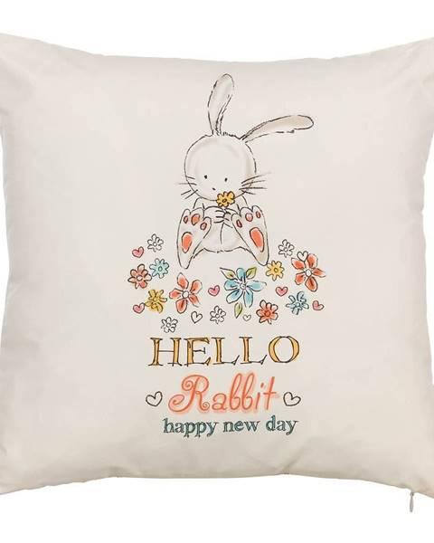 Apolena Obliečka na vankúš Mike&Co.NEWYORK Rabbit, 43 × 43 cm