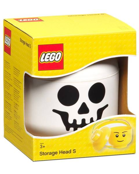 LEGO® Úložný panáčik LEGO® Kostlivec, ⌀ 16,3 cm