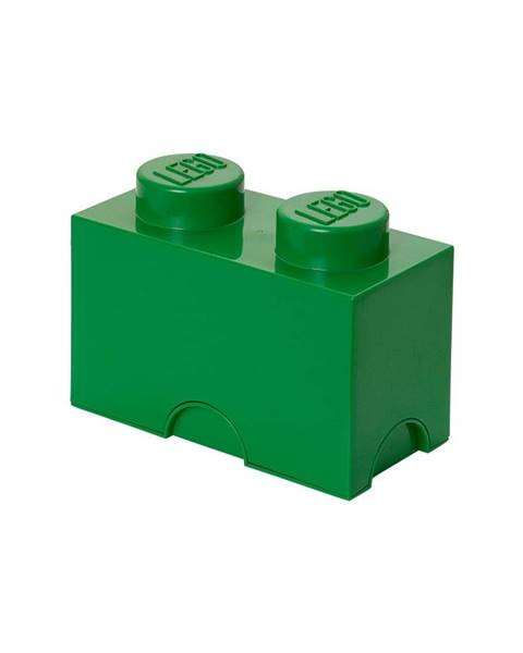 LEGO® Zelený úložný dvojbox LEGO®