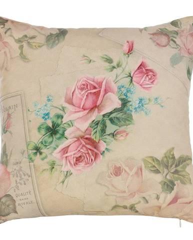 Obliečka na vankúš Mike&Co.NEWYORK Daisy, 43 × 43 cm