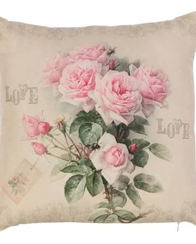Obliečka na vankúš Mike&Co.NEWYORK Leona, 43 × 43 cm