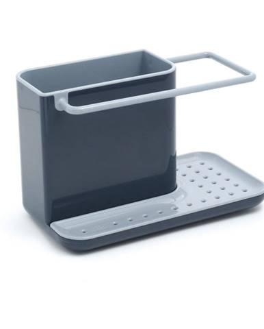 Sivý stojan na umývacie prostriedky Joseph Joseph Caddy Sink Tidy