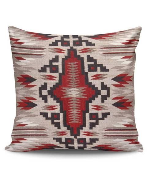Bonami Vankúš s výplňou Indian Pattern, 45×45cm