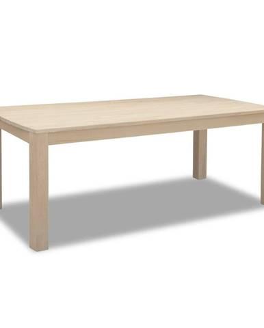 Dubový jedálenský stôl FurnhoParis, 140 x 90cm