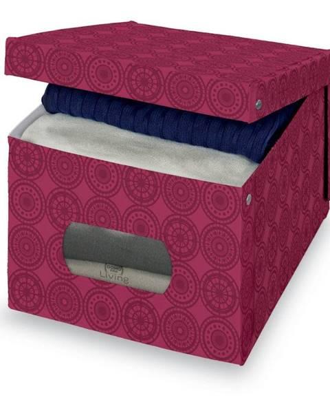 Domopak Úložný box Domopak Ella, 31×50cm