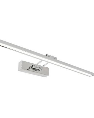 Nástenné svietidlo s LED svetlom v striebornej farbe SULION Picasso